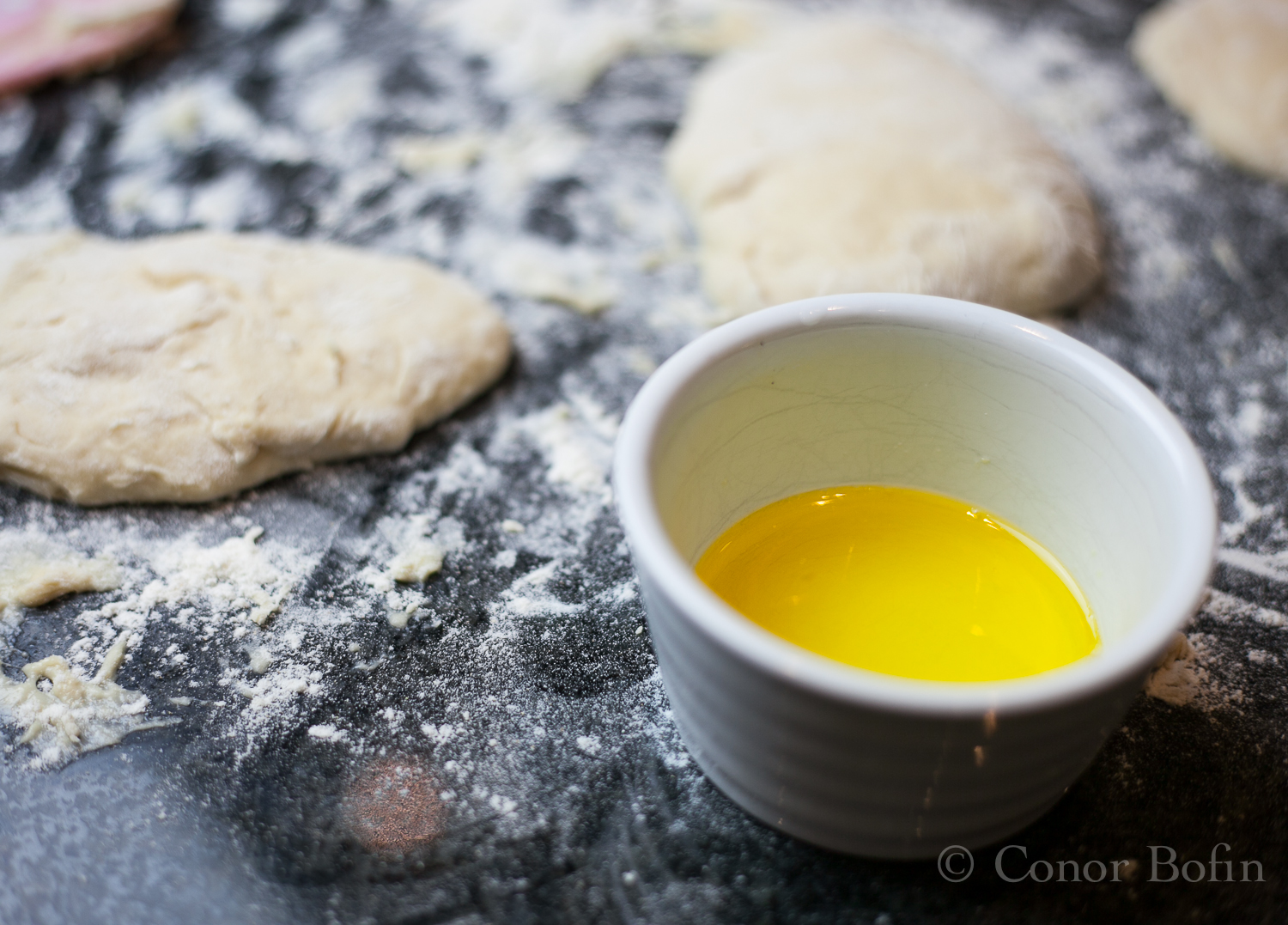 The clarified butter has a fantastic colour when melted. Just thought you would like to see...