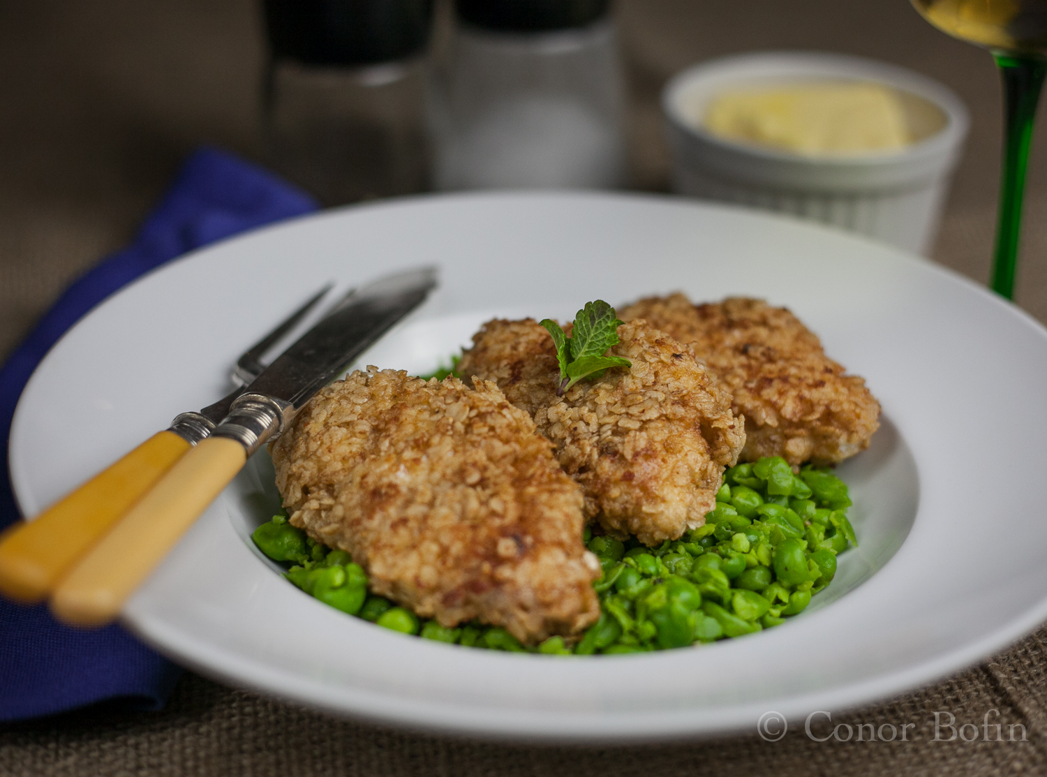 Monkfish in oats (13 of 13)