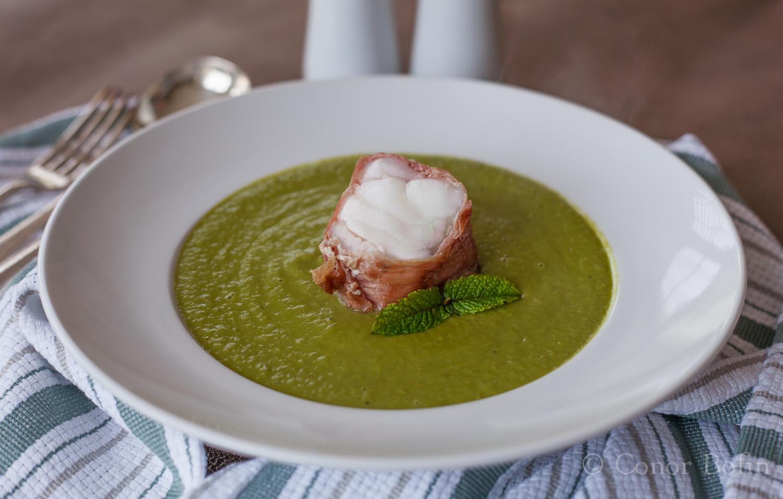 Mokkfish in pea soup (12 of 14)