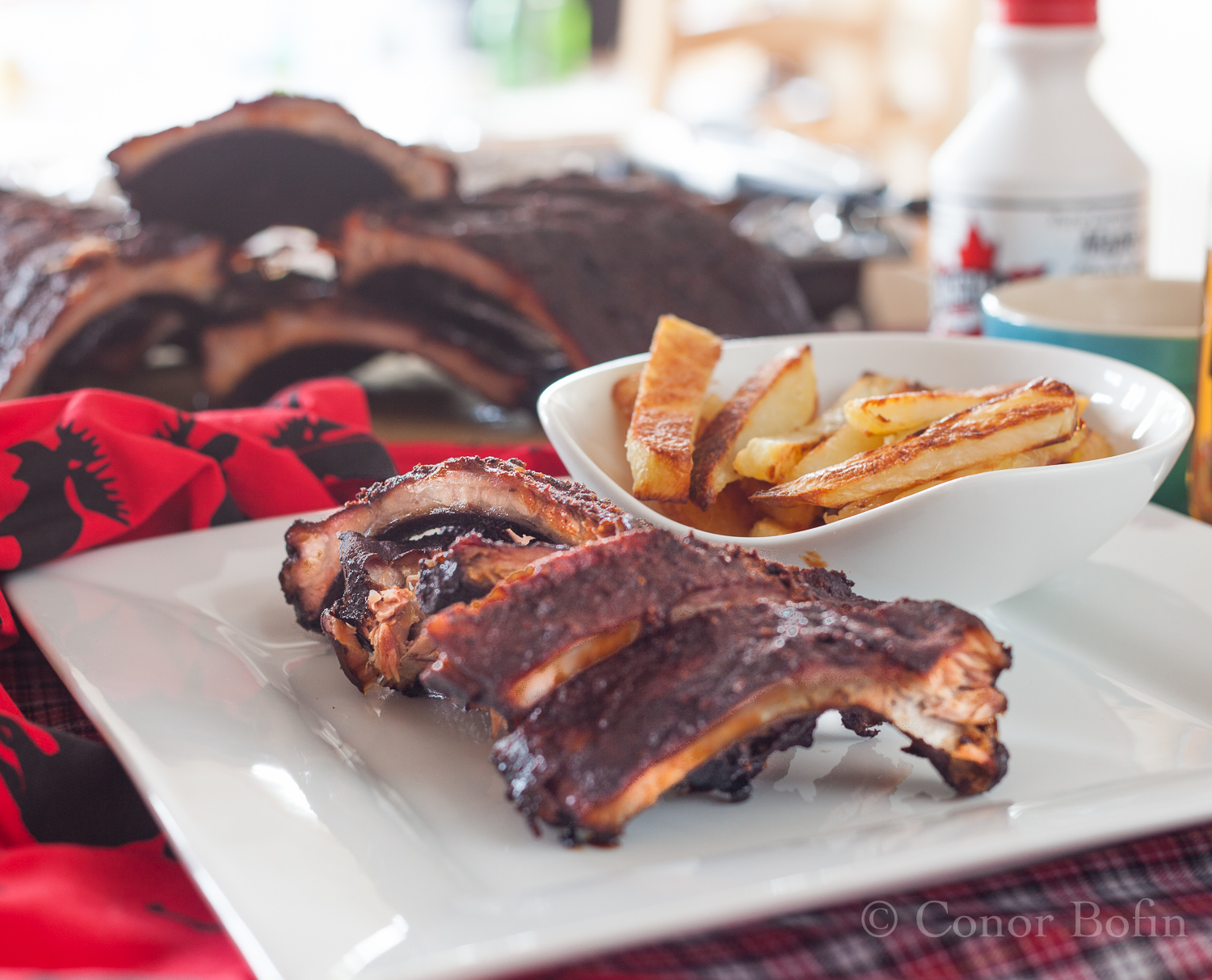 Spiced smoked baby back ribs (10 of 12)